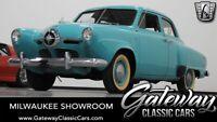 Miniature 1 Coche Americano de época Studebaker Champion 1950