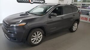 2015 Jeep Cherokee Trailhawk V6 Limited, navigation, , hitch NO