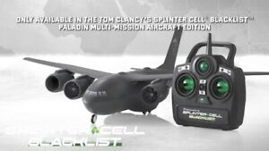 Splinter cell blacklist Avion