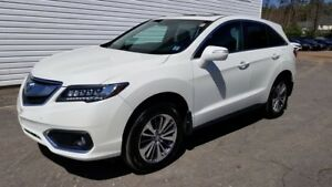 2017 Acura RDX Elite Pkg Fully Loaded \ Only 48000kms