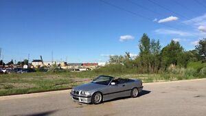 1994 BMW 325i convertible + hardtop