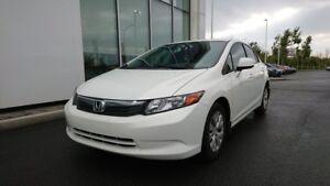 2012 Honda Civic Sdn *45$/SEM* LX A/C Demarreur