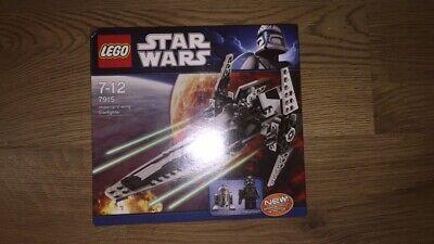 Lego Star Wars V Wing Starfighter 7915 USED