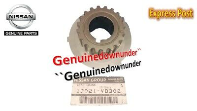 Fits NISSAN PATROL GR Y61 Crankshaft Pulley Harmonic Balancer Engine Rd28