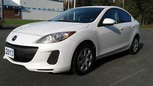 2013 Mazda Mazda3 GX Nice clean car .Auto with Air Cond.