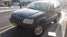 2001 Jeep Grand Cherokee Wagon Airlie Beach Whitsundays Area Preview