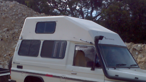 Camper Conversion Fibre Glass High top Summertown Adelaide Hills Preview