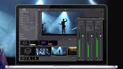 Telestream Wirecast Pro 2020 for MacOS  Fast Delivery