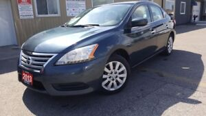 2013 Nissan Sentra S-1 OWNER OFF LEASE-LOADED-BLUETOOTH