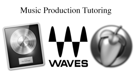 Electronic Music Production Tutoring   Logic X + FL Studio