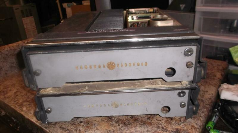 Lot of 2 GE General Electric Transmitter/Receiver - MT74TAS22 - As Is, Untested