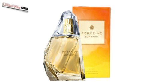 Avon+PERCEIVE+SUNSHINE+Eau+de+Parfum+50ml+Spray+-+Boxed+%26+Sealed+