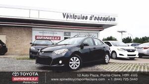 2014 Toyota Corolla *****S PKG 6 SPEED