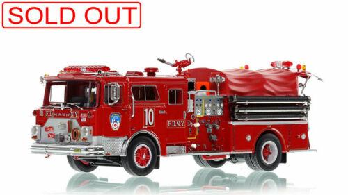 FDNY 1983 MACK® CF HP Pumper E10 Manhattan 1/50 Fire Replicas FR099-10 Sold Out
