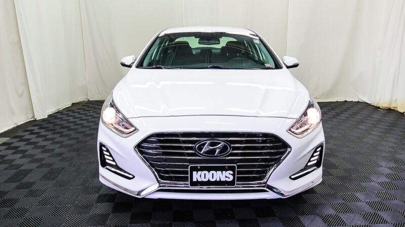 Image 5 Voiture Asiatique d'occasion Hyundai Sonata 2018