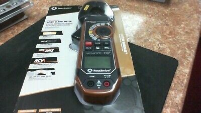 New Southwire 21550t Pro Acdc Truerms Clamp Meter