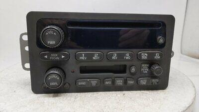 2000-2005 Chevrolet Impala Am Fm Cd Player Radio Receiver  R8s39b10