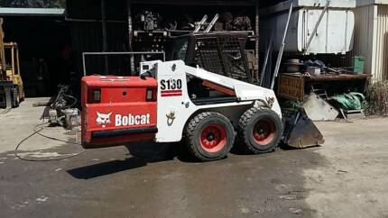 Bobcat Skid Steer S130