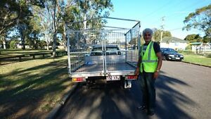 KING on the ROAD Ute and Driver Hire Chermside Brisbane North East Preview