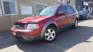 2005 Ford Freestyle SEL-6 PASS-DUAL AIR/HEAT-PWR SEAT-CLEAN