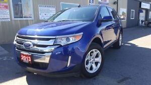 2013 Ford Edge NAVIGATION-LEATHER-SUNROOF-BACK UP CAMERA-REMOTE