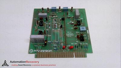 Powertron 100-3 Current Amplifier 223845