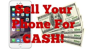 Sell Your Phone in 20 Minutes! We buy cash!!