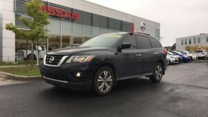2017 Nissan Pathfinder SV AWD CERTIFIED NISSAN CANADA