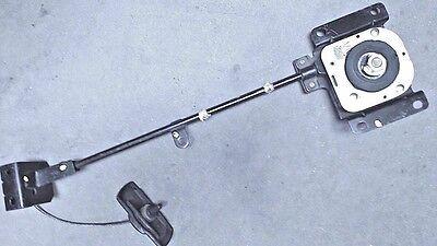 - 2004-09 Toyota Sienna Spare Wheel Carrier Tire Holder Hoist Winch 5190008031 2WD