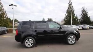 Wanted 2015 Honda Pilot Black