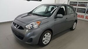 2015 Nissan Micra SV, A/C, bluetooth, régulateur LOW PRICE