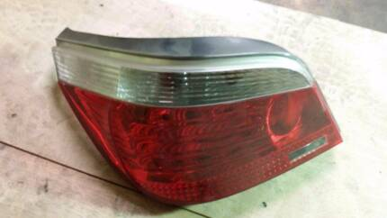 BMW E60 5-Series Sedan - Rear Right Brake Lights Samson Fremantle Area Preview