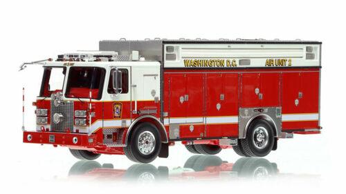 Washington DC 2019 KME Air Unit 2 1/50 Fire Replicas FR089-2 Brand New