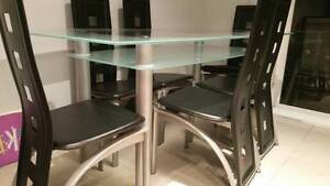 7 Piece Dinning Table Set Glenwood Blacktown Area Preview