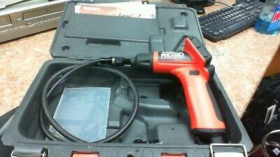 Ridgid Seesnake See Snake Micro Inspection Camera In Case