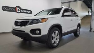 2013 Kia Sorento EX AWD, toit panoramique, cuir, hitch
