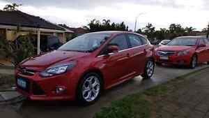 2012 Ford focus sport LW MK11 ****reduced for quick sale**** Leda Kwinana Area Preview