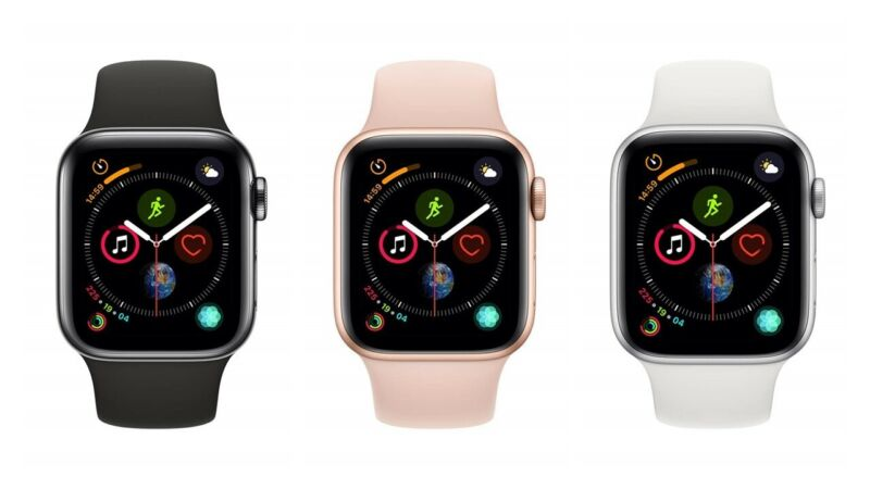 Apple Watch Series 4 44mm -  16gb - All Colors - GPS ONLY