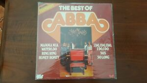 ABBA ‎– The Best Of ABBA Germany LP 2459 301 - Italia - ABBA ‎– The Best Of ABBA Germany LP 2459 301 - Italia