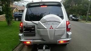 2002 Mitsubishi Pajero Wagon Eastwood Ryde Area Preview
