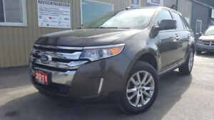 2011 Ford Edge NO TAX SALE 1 WEEK--SEL-V6-AWD-LEATHER-PAN ROOF