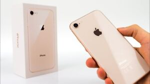 iPhone 8 - 64g - Gold   NEUF-NEW