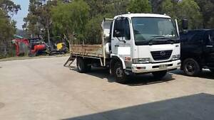 2010 Manual 6 speed Tipper Truck Auto Tail Gate UD 99,973 Km! Rathmines Lake Macquarie Area Preview