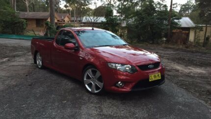 Wanted: Looking for wrecked FG XR6 Turbo, G6E, F6
