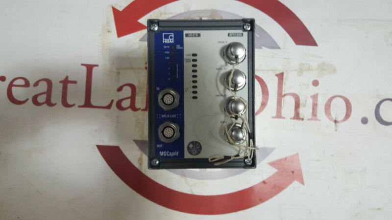 HBM MGCsplit Amplifier ML01B