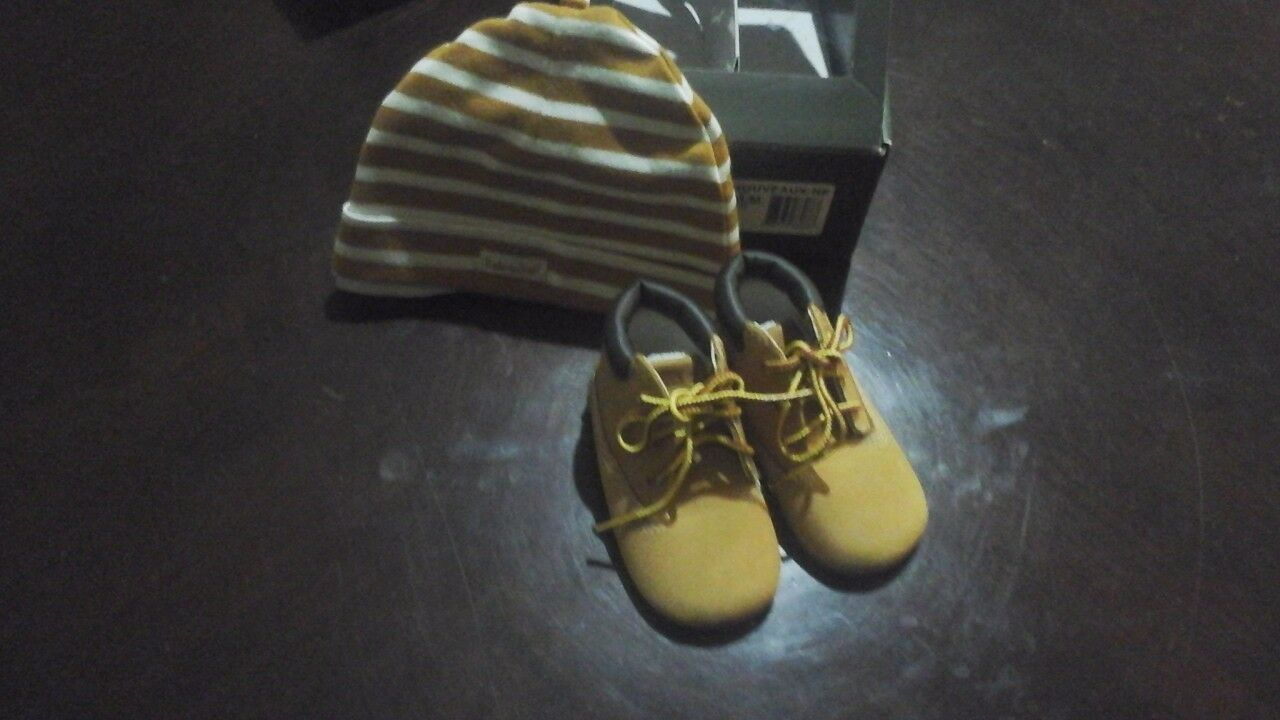 timbaland infant boot 3