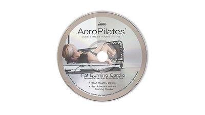 AeroPilates Fat Burning Cardio Workout DVD 05-9134D