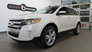 2013 Ford Edge LIMITED AWD + NAVIGATION + TOIT PANORAMIQUE