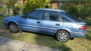 1993 Toyota Corolla Hatch Villawood Bankstown Area Preview