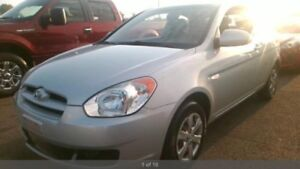 2009 Hyundai Accent MAN L NO ACCIDENT CERTIFIED EASY CAR LOAN